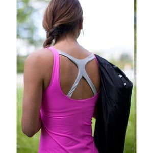 Lululemon Optimal Tank Pow Pink